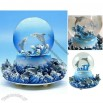 Fashion Home Decor Music Box Crystal Ball