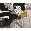 Elegant Butterfly Design Wine Stopper.