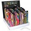 Colorful Pattern Reading Glasses with Neoprene Case and 24pcs Display Stand