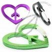 Multifunctional Dog Heart Arrow Shaped Carabiner