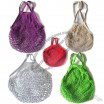 Cotton Mesh Shopping Bag, Folding Fruit Mesh Bag