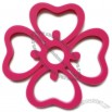 Four Petal Shaped Heat Resistant Silicone Coaster Placemats