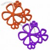 Heating Resistant Flower Shaped Silicone Coaster