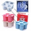 Silicone Cup Ice Cube Tray