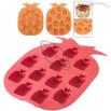 Silicone Pineapple Ice Cube Tray Mould