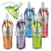 18 Oz. Bottle Shaped Collapsible Bottle