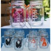 Mason Jar Drinking Glasses Wedding Mug