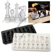 Speed Chess Silicone Ice Tray