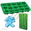 Grateful Dead Dancing Bears Ice Cube Tray