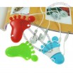 Cute Little Foot Wrap Cable Wire Tidy Earphone Winder Organizer Holder