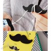 Look at me earphone cable winder - mustache