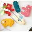 Monopoly Mellow Animal Friends Earphone Organizer Leather