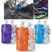 Vapur Collapsible Water Bottle Funsize 2-Pack 0.4 Litres Anti-Bottle
