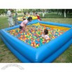 Eco-Friendly Colorful Soft Plastic Tent Water Pool Ocean Wave Ball Baby Funny Toys