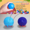 Eco-friendly Ocean Balls for Water Pool Tent Balls Children Funny Toys