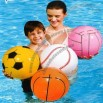 41cm Inflatable Beach Ball Holiday Swimming Pool Party Blow Up