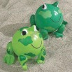 Inflatable Frog Beach Balls