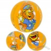 Cartoon Transparent Inflatable Beach Ball Child's Toys Diameter 35cm