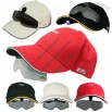 3-in-1 Baseball Cap w/ Detachable Sunglasses & FlashLight