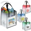 Laminated Nonwoven-Front Pocket Tote Bag