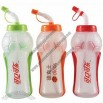 World Cup Football Straw Water Bottle