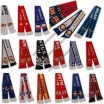 100% Cotton/Acrylic Football Scarves