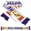 Premiership Soccer Real Madrid Fans Scarf