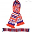 Costa Rica National Soccer Team Fans Scarf
