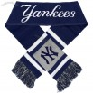 MLB Team Stripe Scarf