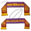 Wilco Football Scarf