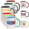 11oz Bright Two-Tone Sublimation Mugs