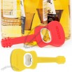 Silicone Classic Guitar Bottle Opener