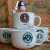 250ml Starbucks Ceramic Coffee Mug