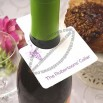 Grape Wine Bottle Hang Tags
