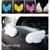 Angel wings stickers car use fragrance perfume