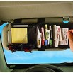 Car Visor Receipt Organizer