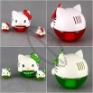 Cute Kitty Doll Shaped Car Air Outlet Air Freshener Car Perfume Kit