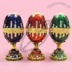 Handicraft Diamond Jewelry Box Easter Egg