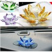 Lotus flower Shaped Car Perfume Seat