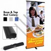 Single & Double face Roll Up Banner Stand