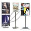 Single-sided Poster Stands