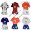 Soccer Jerseys Car Paper Air Freshener