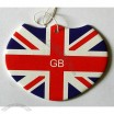 UK Flag Hanging Paper Air Freshener