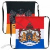 World Cup Flag Pictorial Drawstring Backpacks