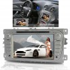 2-DIN 7 Inch Touchscreen Car DVD Player with GPS - For Ford Focus/Mondeo