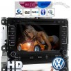 2 DIN DVB-T Car DVD Player for Volkswagen (GPS, WiFi, 3G)