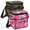 24 Can Camouflage Cooler Bag