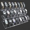 24pcs Acrylic display holder for watch or bracelet