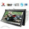 7 Inch Touch Screen Car Media System and GPS Navigator - Dual Zone
