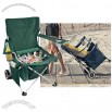 All-in-One Beach Party Cooler Chair